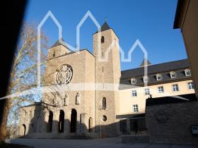 Abteikirche Münsterschwarzach